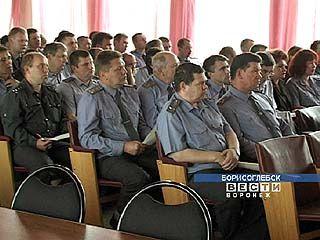 В Борисоглебском районе раскрываемость преступлений выросла до 61%