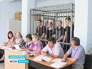 В Борисоглебском суде начались слушания по делу о банде грабителей