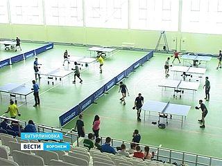 В Бутурлиновке устроили турнир по пинг-понгу и ждут новых игроков