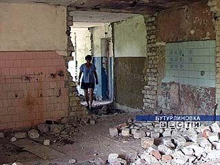 В Бутурлиновском общежитии живет один человек