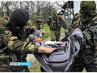В Чеченской республике пострадали пятеро воронежских полицейских