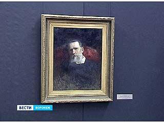 В честь 175-летия Крамского в Воронежском музее открылась выставка его картин