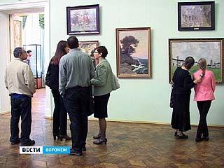 В День открытых дверей в Музее Крамского побывали 4 тысячи воронежцев