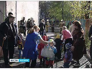В детском саду по улице Революции 1905 года произошло возгорание