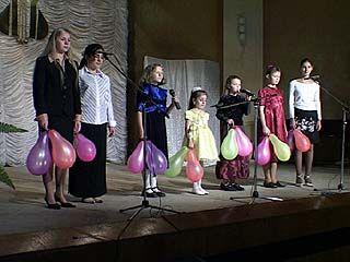 В детской школе искусств отметили День учителя