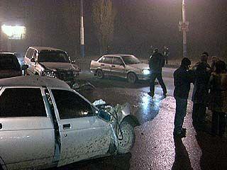 В ДТП на Чернавском мосту погиб человек