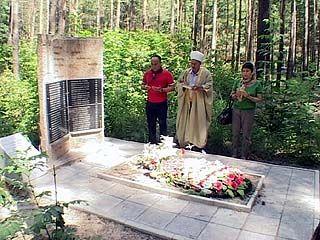 В Дубовке появился памятный знак жертве политических репрессий