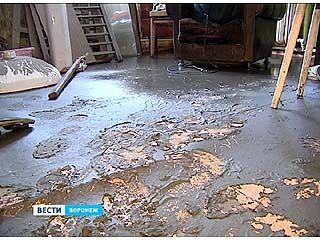 В эти выходные воронежцы пережили настоящий потоп