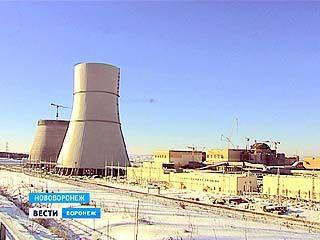 В этом году запланирован пуск первого энергоблока Нововоронежской АЭС-2