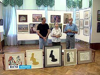 В фонд музея имени Крамского перешли пять картин воронежской художницы