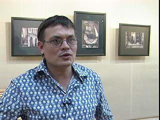 """В галерее """"Нефта"""" открылась персональная экспозиция Дмитрия Лялякова"""