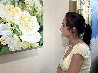 "В галерее ""Нефта"" открылась выставка ""Магик лэнд"""