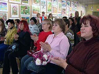 """В галерее """"Нефта"""" прошел вечер памяти Надежды Арсеньевой"""