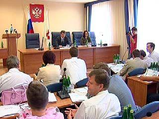В Гордуме состоится 38-е заседание воронежских парламентариев