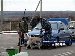 В граничащей с Украиной Бугаёвке появились санитарные посты