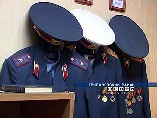 В Грибановком районе появился милицейский музей
