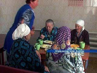 В Грибановском районе завершилось строительство Дома престарелых