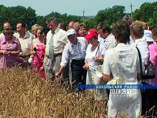 В Хохольском районе завершился семинар агрономов