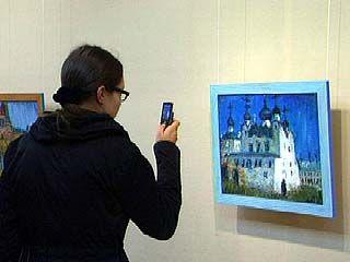 """В художественной галерее """"Нефта"""" представлена новая экспозиция"""