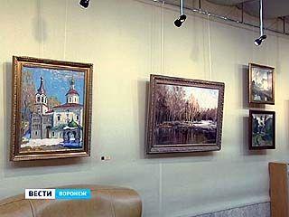 В художественной галерее отрылась выставка старых мастеров Воронежа