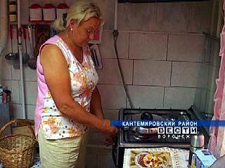 В хутор Соленый пришел долгожданный газ