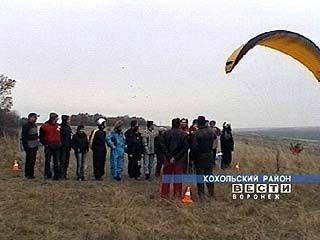В Ивановке собрались парапланеристы
