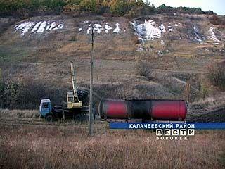 В Калаче грузовик с прицепом уехал без водителя