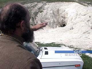 В Калаче начинается реставрация меловых пещер