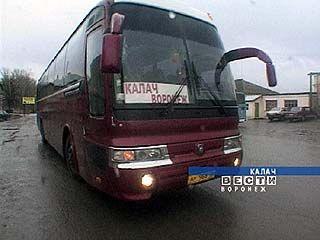 В Калаче обновляется подвижной состав местного автопредприятия