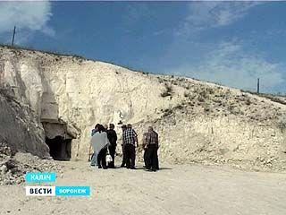 В Калаче собирают деньги на реставрацию самой крупной пещеры России