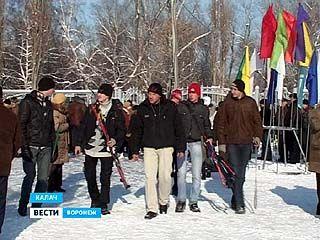 """В Калаче в зимние морозы решили провести """"День здоровья"""""""