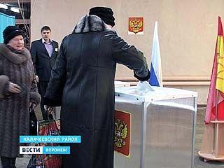 В Калачеевском районе был организован 41 избирательный участок