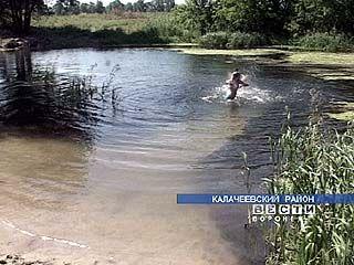 В Калачеевском районе нет ни одного обустроенного пляжа