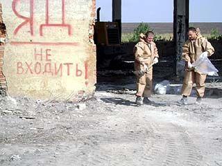 В Калачеевском районе обнаружены опасные отходы