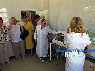 В Каменке открылся новый офис врача общей практики