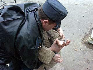 В Кантемировском районе прямо во время преступления задержан грабитель