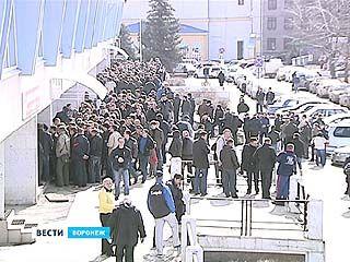 """В кассах """"Юбилейного"""" стартовали продажи билетов на игры """"Бурана"""""""
