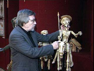 В Краеведческом музее открылась выставка художника Александра Ечеина