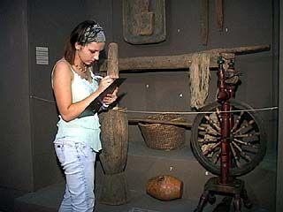 В Краеведческом музее вспоминали старые русские семейные традиции
