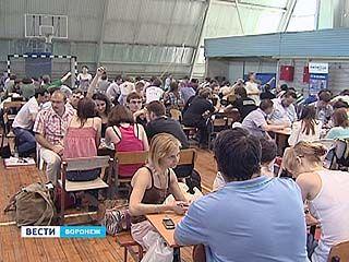 В кубке Черноземья по интеллектуальным играм приняла участие команда Анатолия Вассермана
