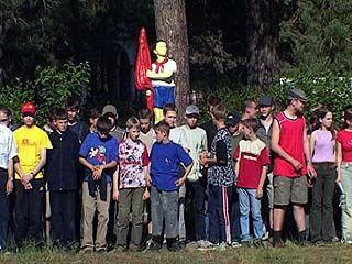 """В лагере """"Буревестник"""" отдохнут дети из Чеченской республики"""