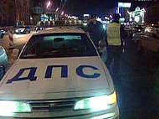В Лисках произошло ДТП с участием милиционеров