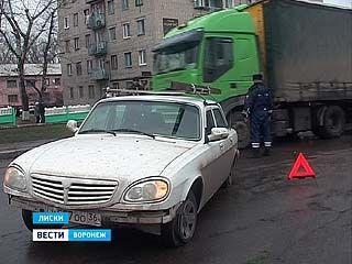 В Лисках забаррикадировали на 3 часа одну из важных городских магистралей