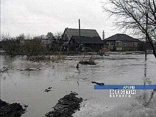 В Лискинском районе от внешнего мира оказались отрезанными 3 села