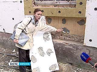В многоэтажке на лице Минской не прекращаются скандалы между жильцами и рабочими