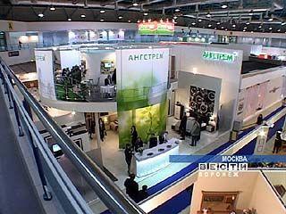 """В Москве прошла одна из ведущих международных выставок """"Мебель-2010"""""""