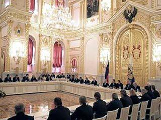 В Москве создали совет законодателей России