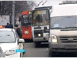 В муниципалитете определились со схемой пассажирского транспорта