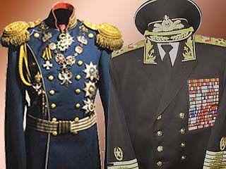"""В """"Музее-диораме"""" открылась выставка военных мундиров"""