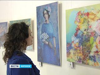 """В Музее имени Крамского открылась выставка """"По следам Шагала в Израиле"""""""